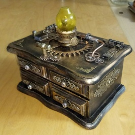 Steampunk Box A
